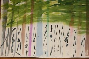 pine trees #1