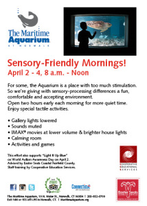 Sensory Friendly Mornings Email File